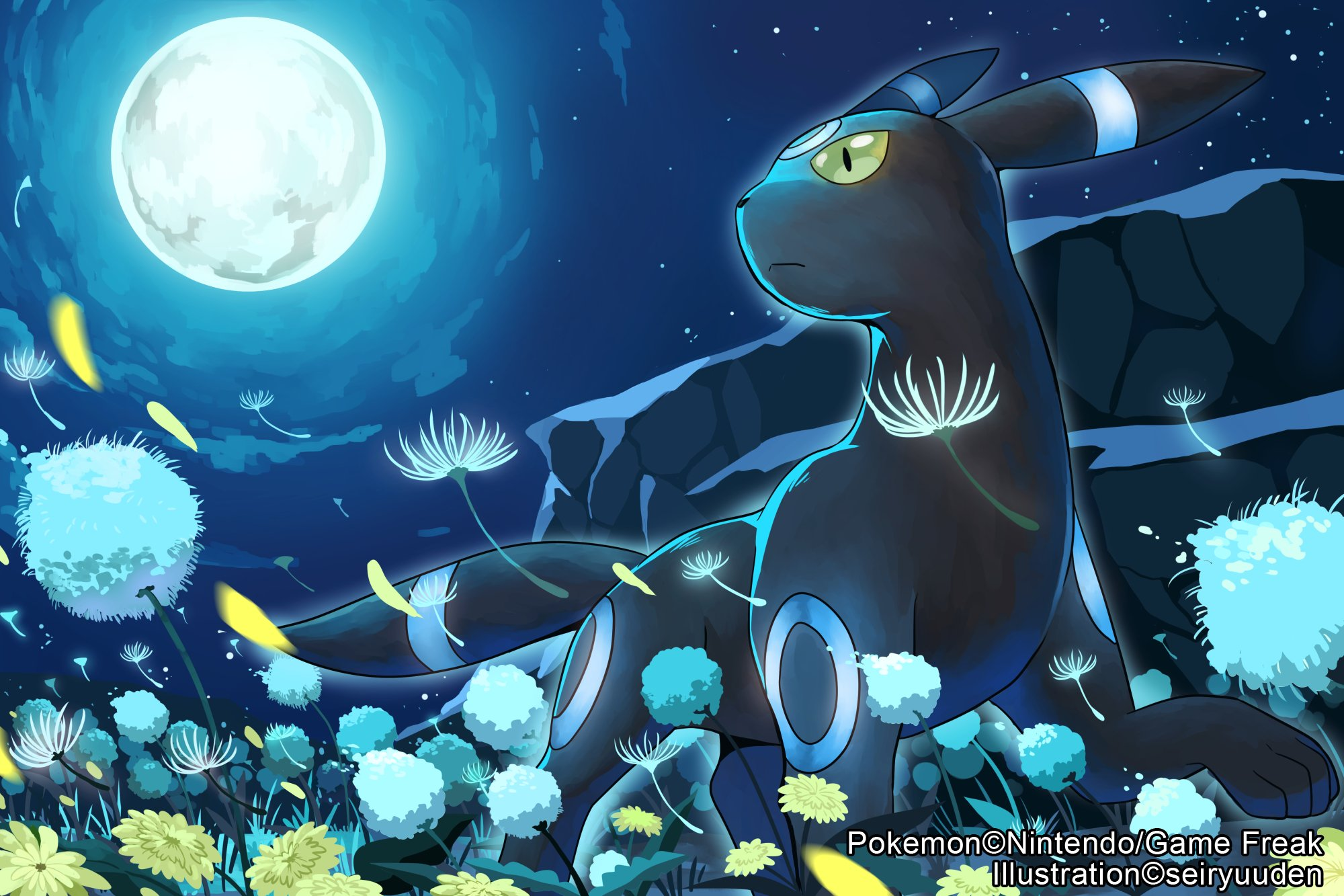 Pokemon Umbreon g wallpaper 2000x1333 340952 WallpaperUP 2000x1333