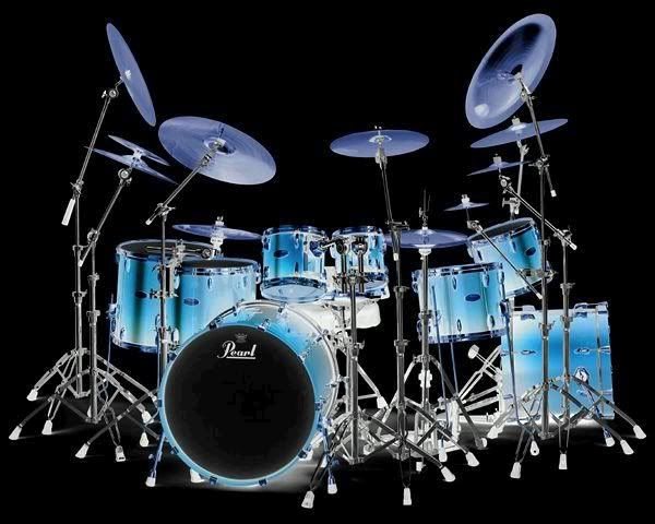 Cool Drum Set Wallpaper - WallpaperSafari