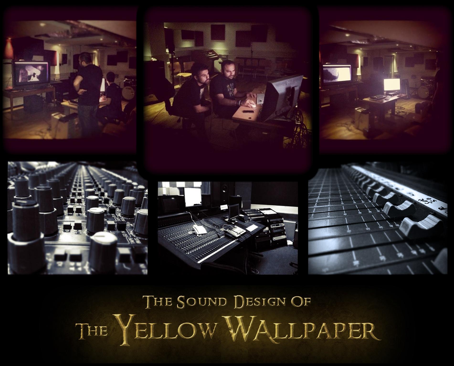 yellowwallpapershortfilm Follow our progress as we near the end of 1902x1531