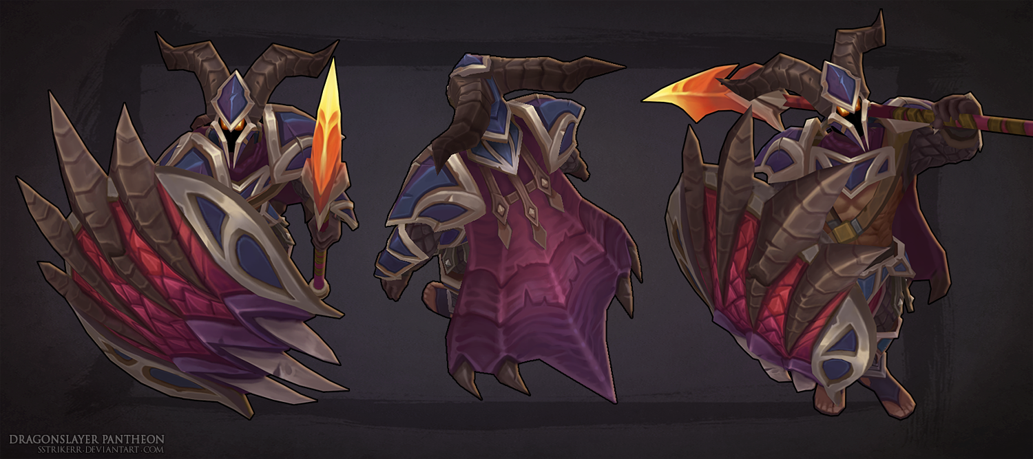 Concept Art Dragon Slayer Armor