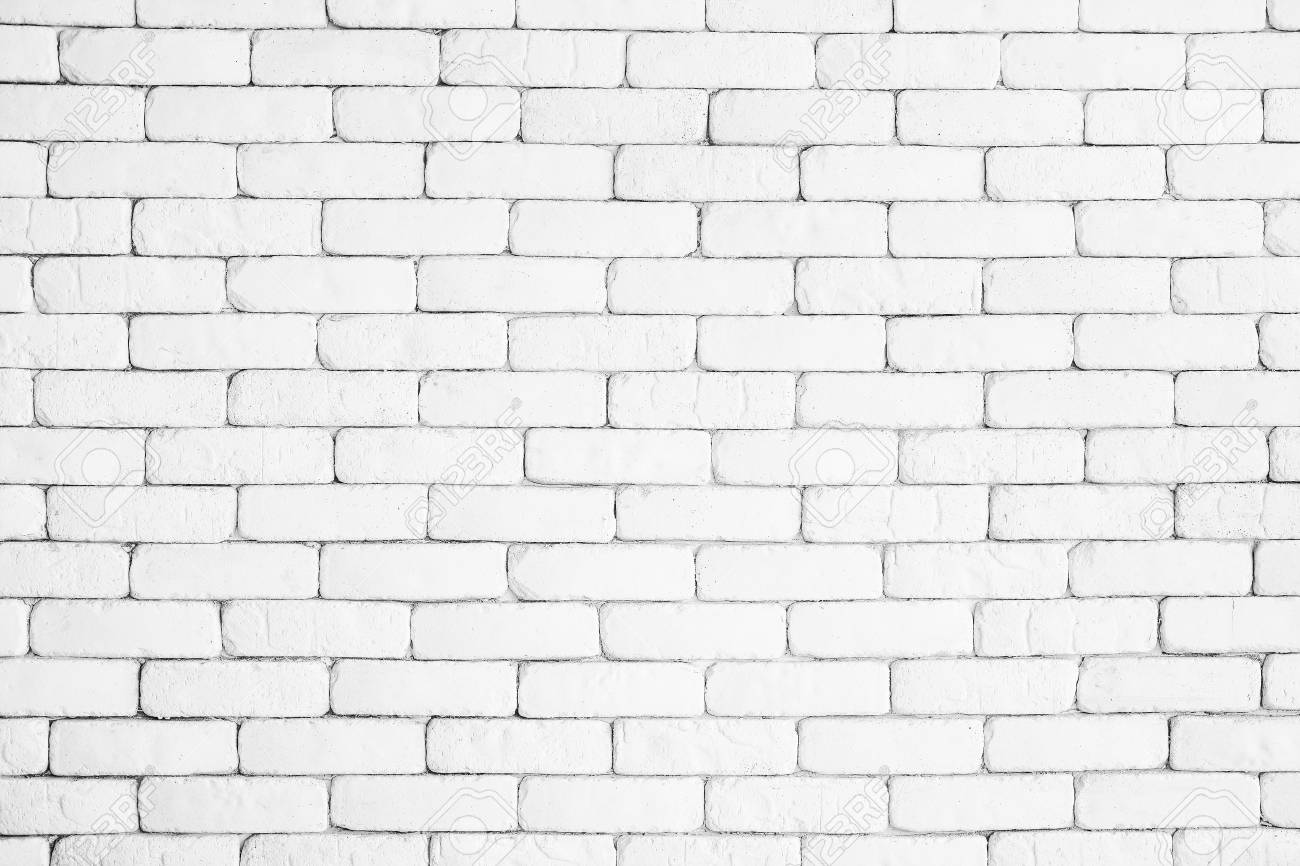 White Brick Wall Background Free Images Slike