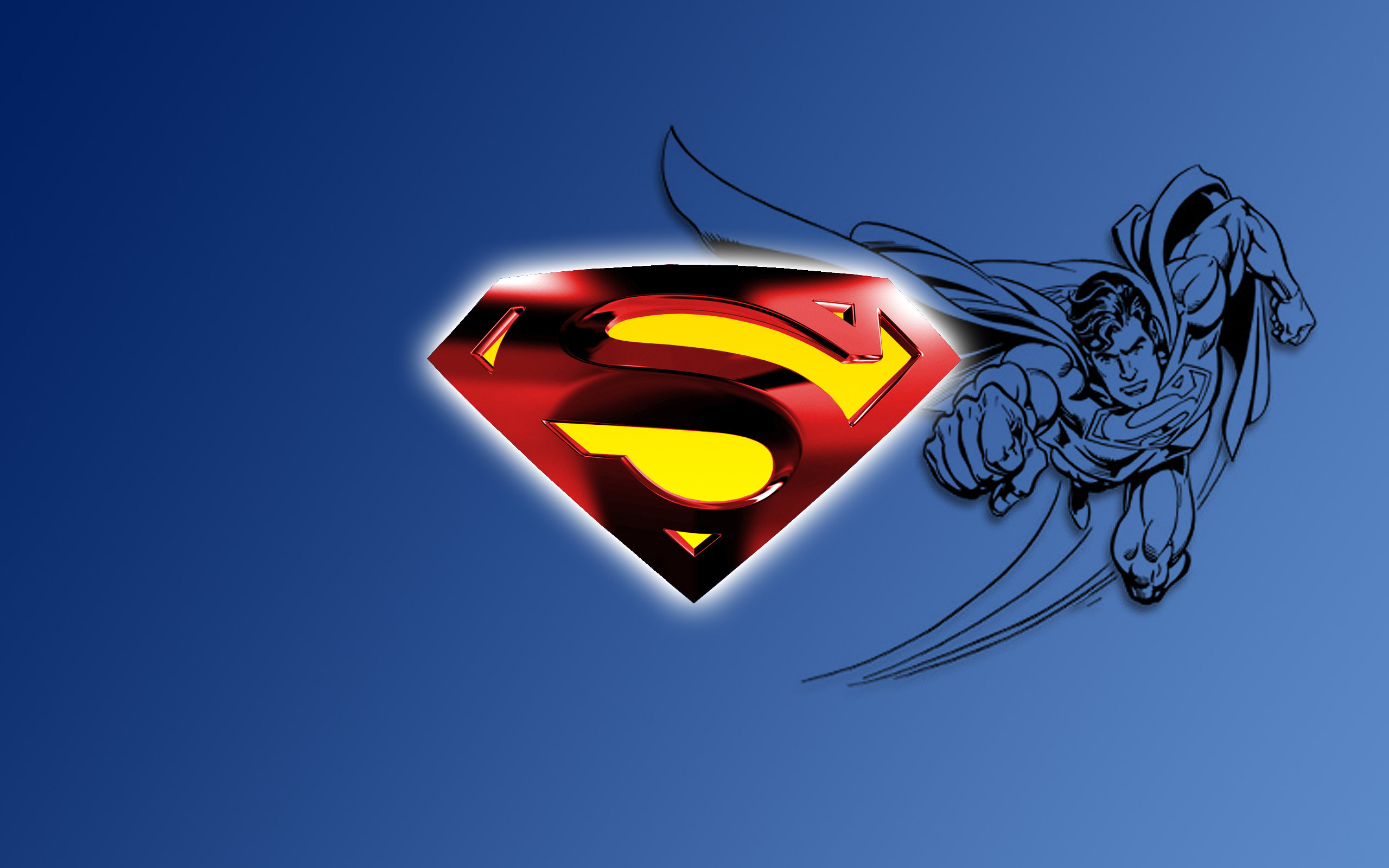 Best 35 Superman HD Wallpaper for Desktop 2560x1600