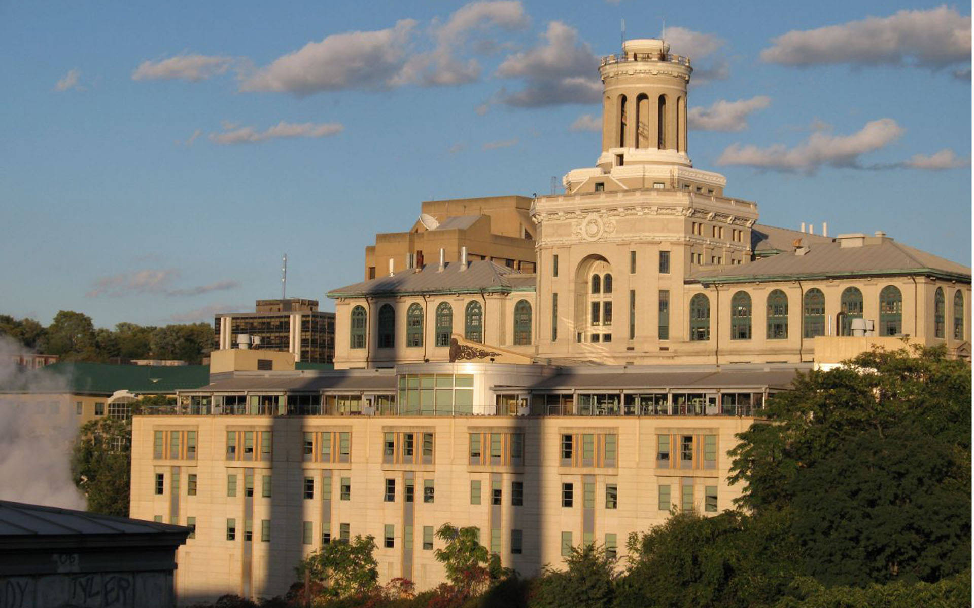 download Carnegie Mellon University In Pittsburghpausa City 1920x1200