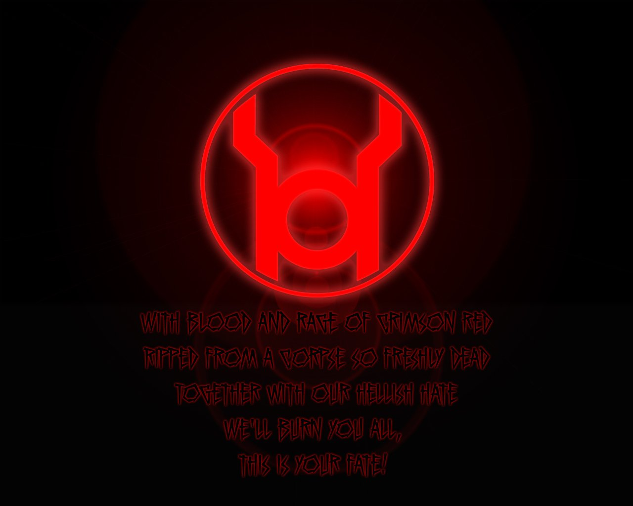 Red Lantern Logo Wallpaper Images Pictures   Becuo 1280x1024