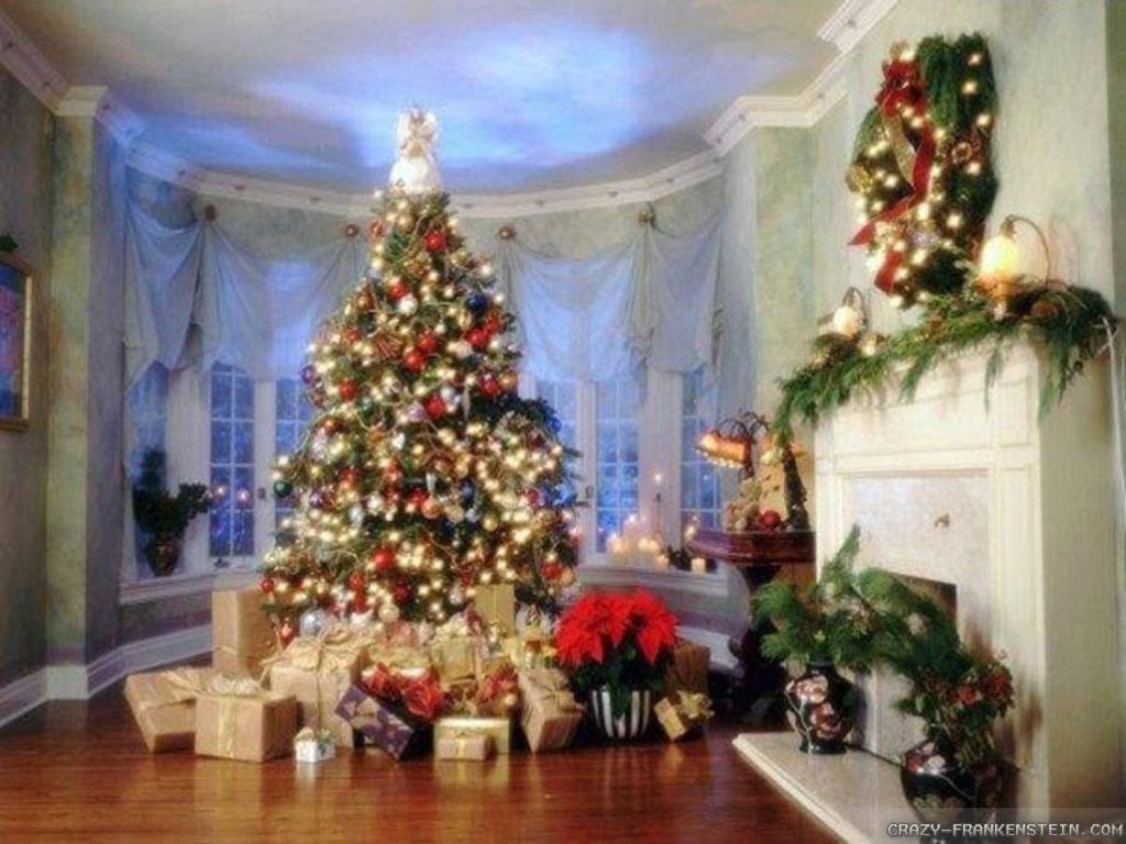 Victorian Christmas Wallpaper ...