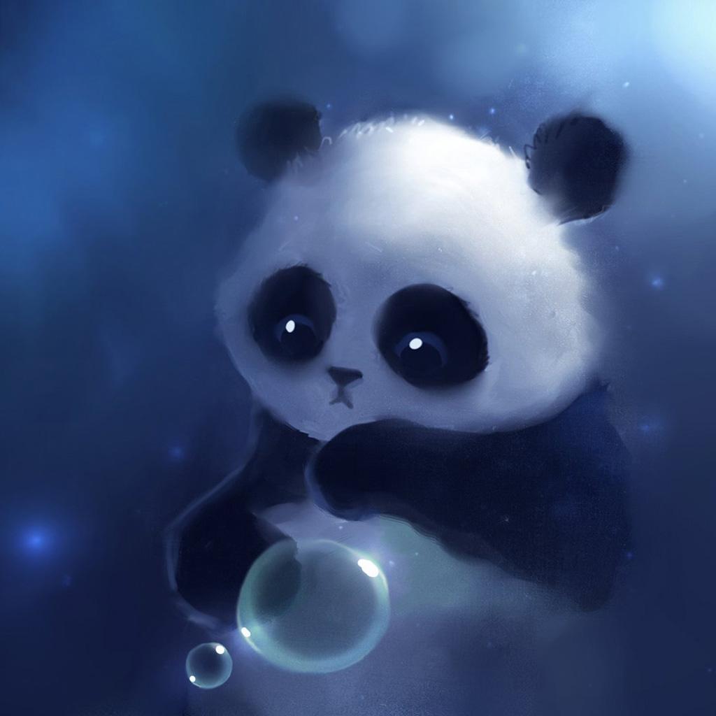 22 Panda Wallpaper Ipad On Wallpapersafari