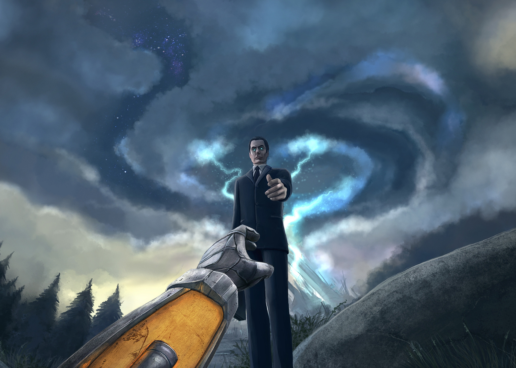 Half Life 2 Wallpaper and Background Image 1680x1200 ID418861 1680x1200