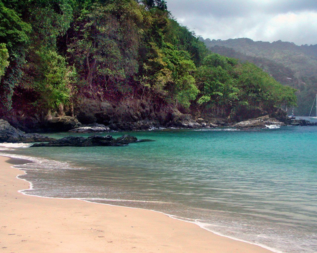 Tropical Island Desktop Backgrounds 1280x1024
