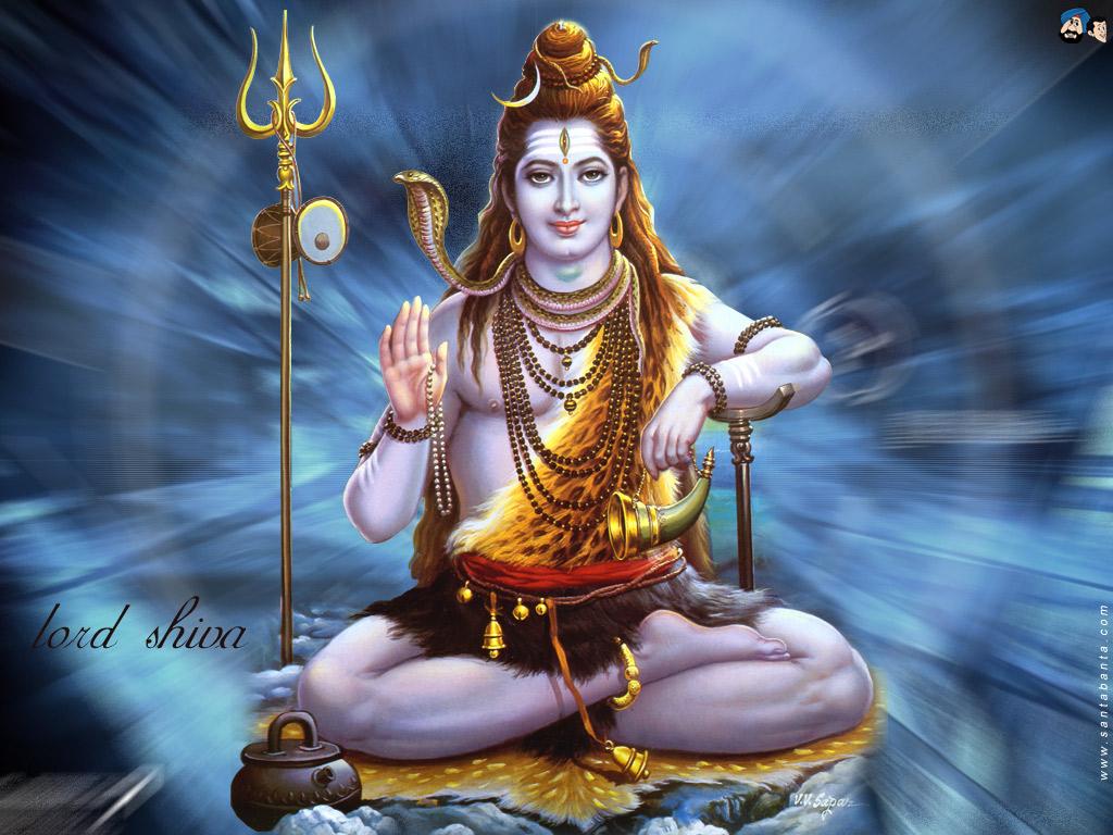 Lord Shiva 1024x768