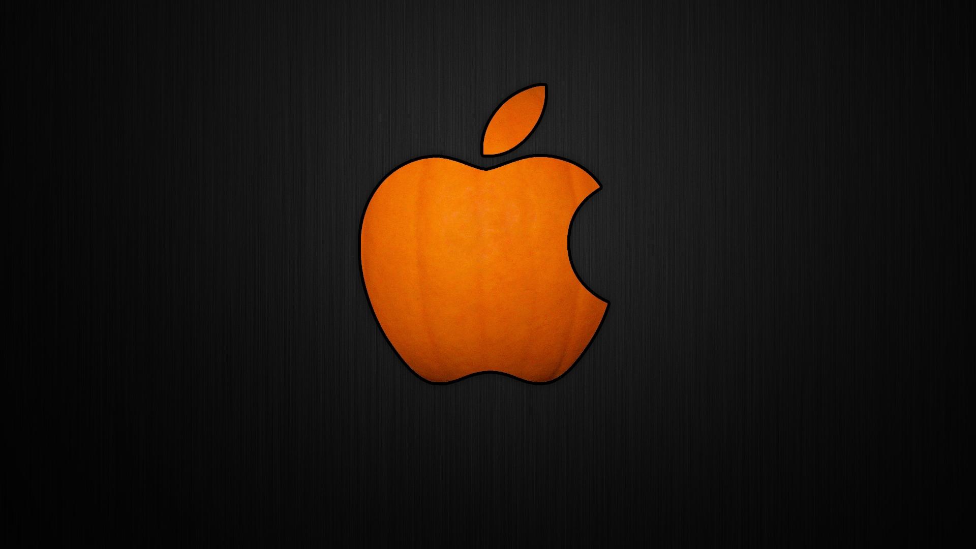 Cool Pumpkin Apple   High Definition Wallpapers   HD wallpapers 1920x1080