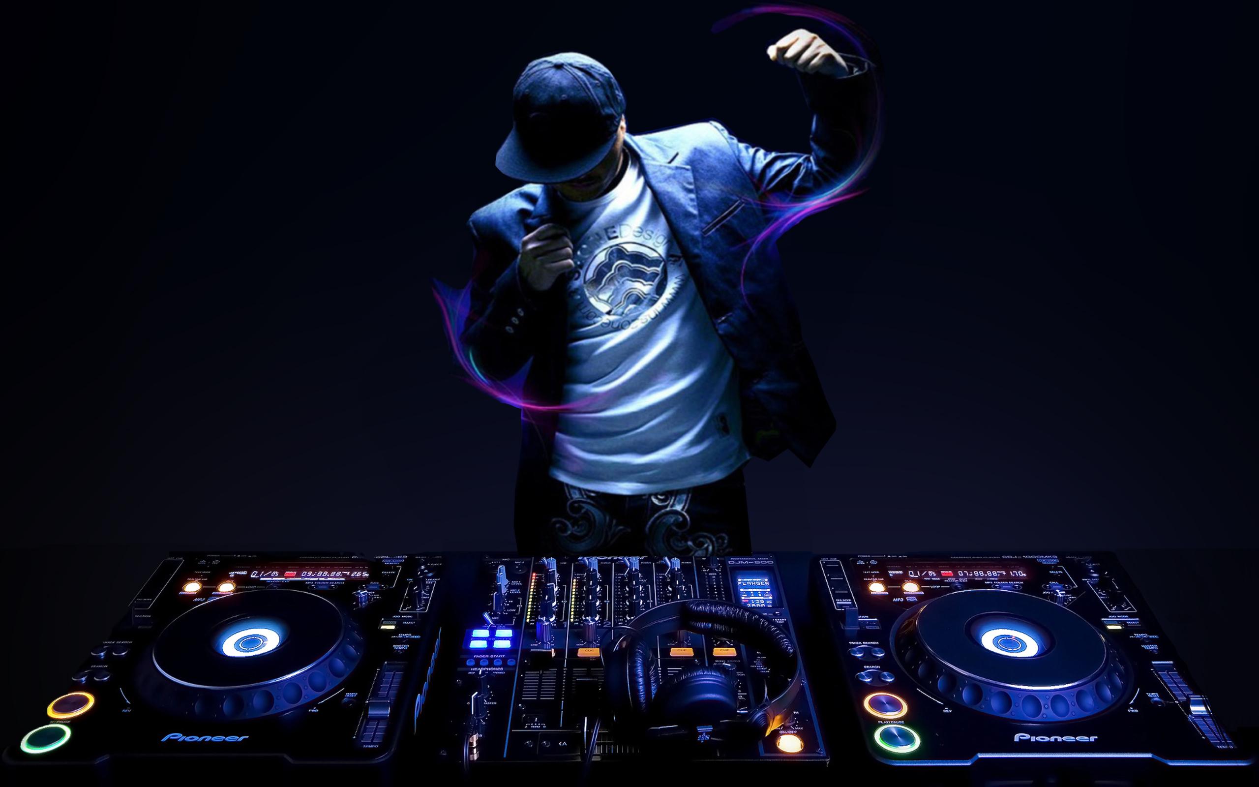 DJ Music Wallpaper Download Image 2560x1600