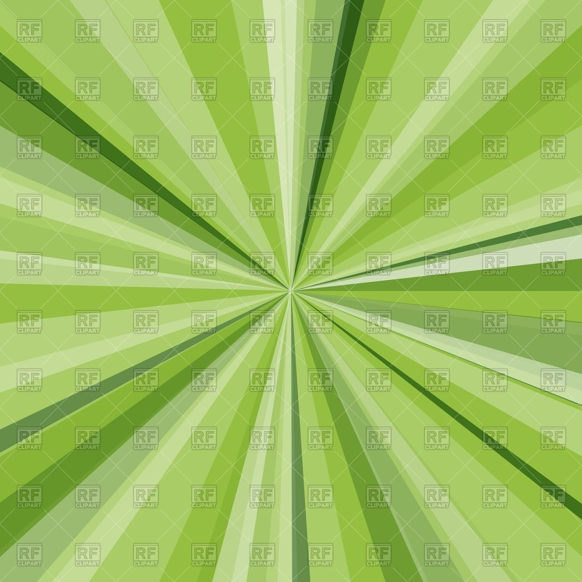 Background with green rays   outburst Vector Image of Backgrounds 1200x1200