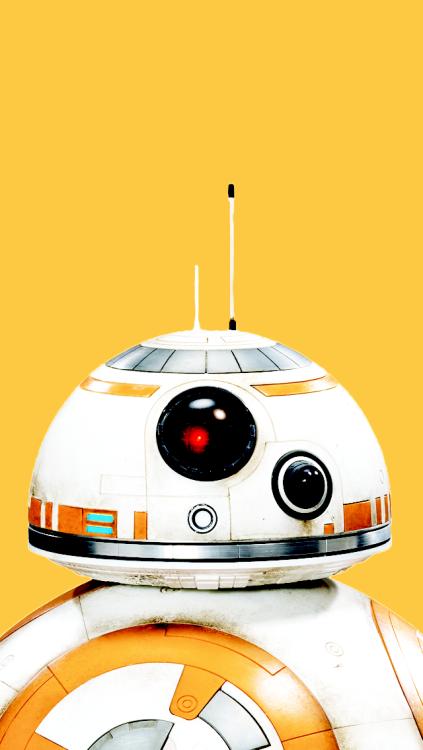 BB-8 Droid HD Background No.20 - HD Star Wars Wallpaper ...