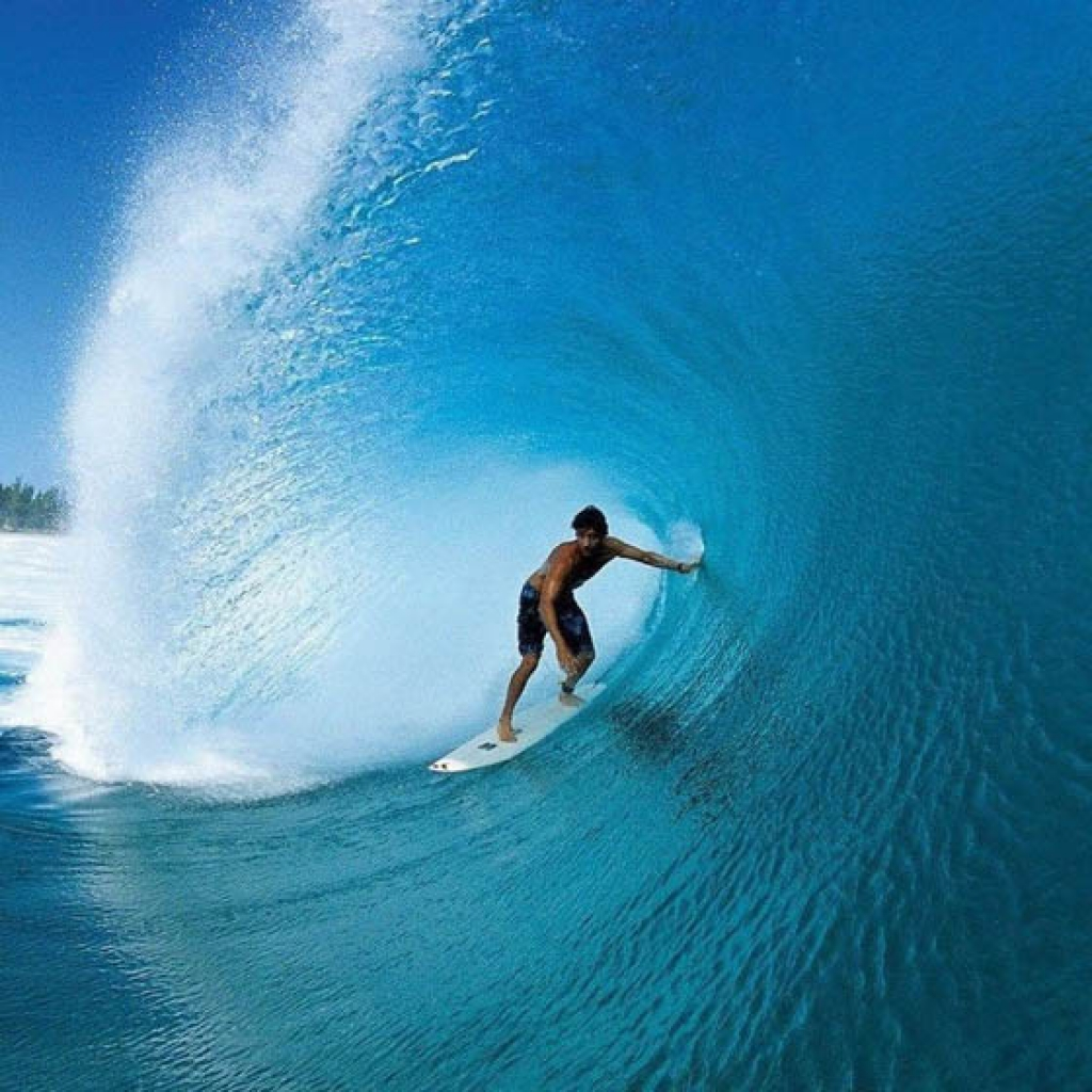 Surfing Ipad Hd Wallpaper   1024x1024 iWallHD   Wallpaper HD 1024x1024
