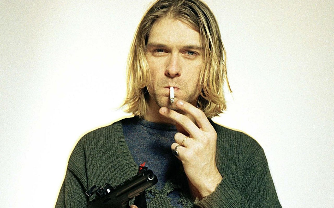 Kurt Cobain Wallpaper 1280x800 Wallpapers 1280x800 Wallpapers 1280x800