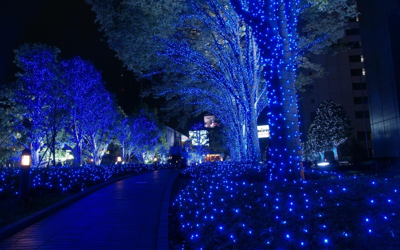 Christmas Tokyo Wallpapers   7688 1280x800