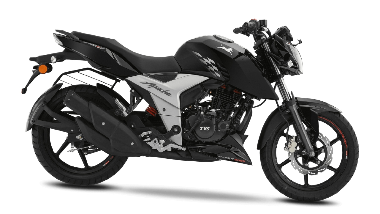 Images of TVS Apache RTR 160 4V Photos of Apache RTR 160 4V 1280x720