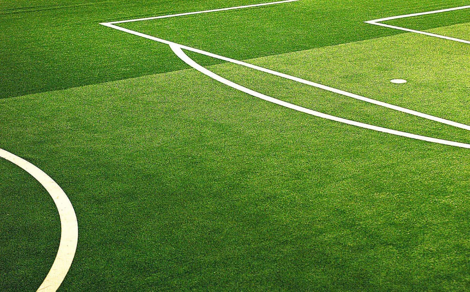 HD Football Field Wall...