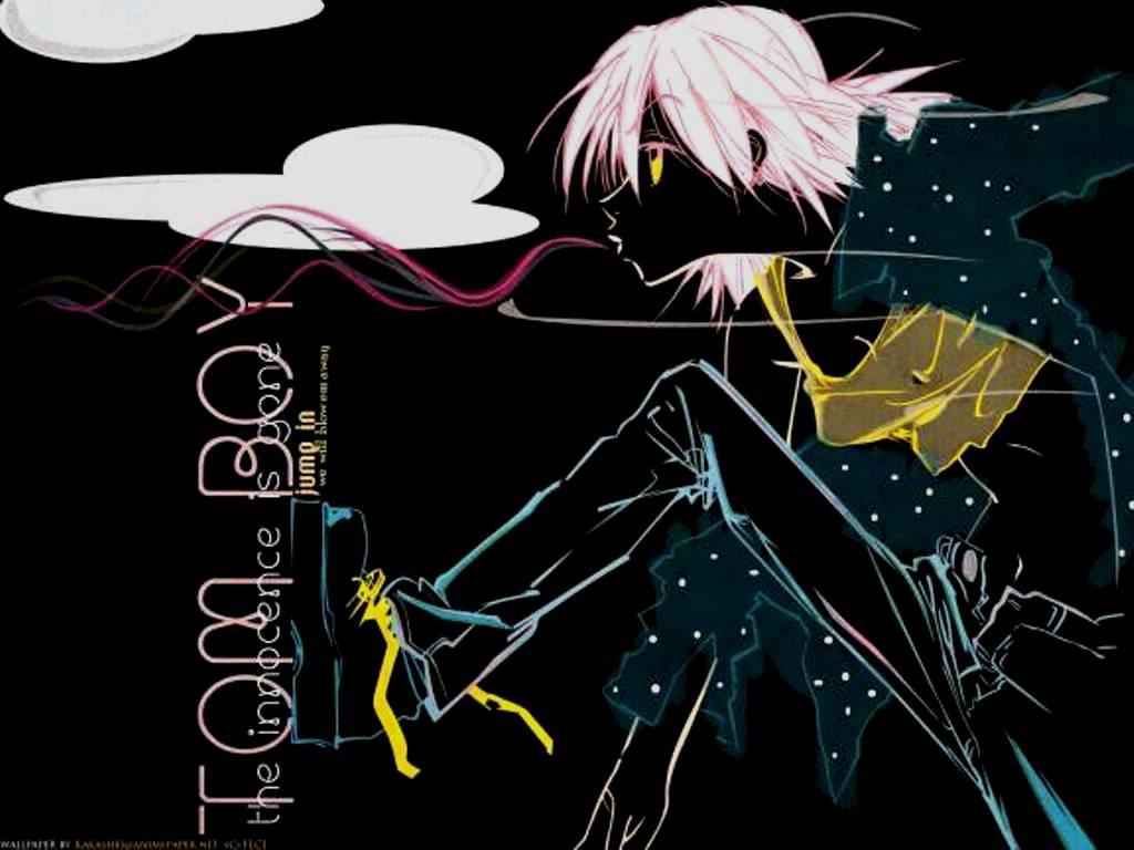 TomBoy Anime Girl Graphics Code TomBoy Anime Girl Comments 1024x768