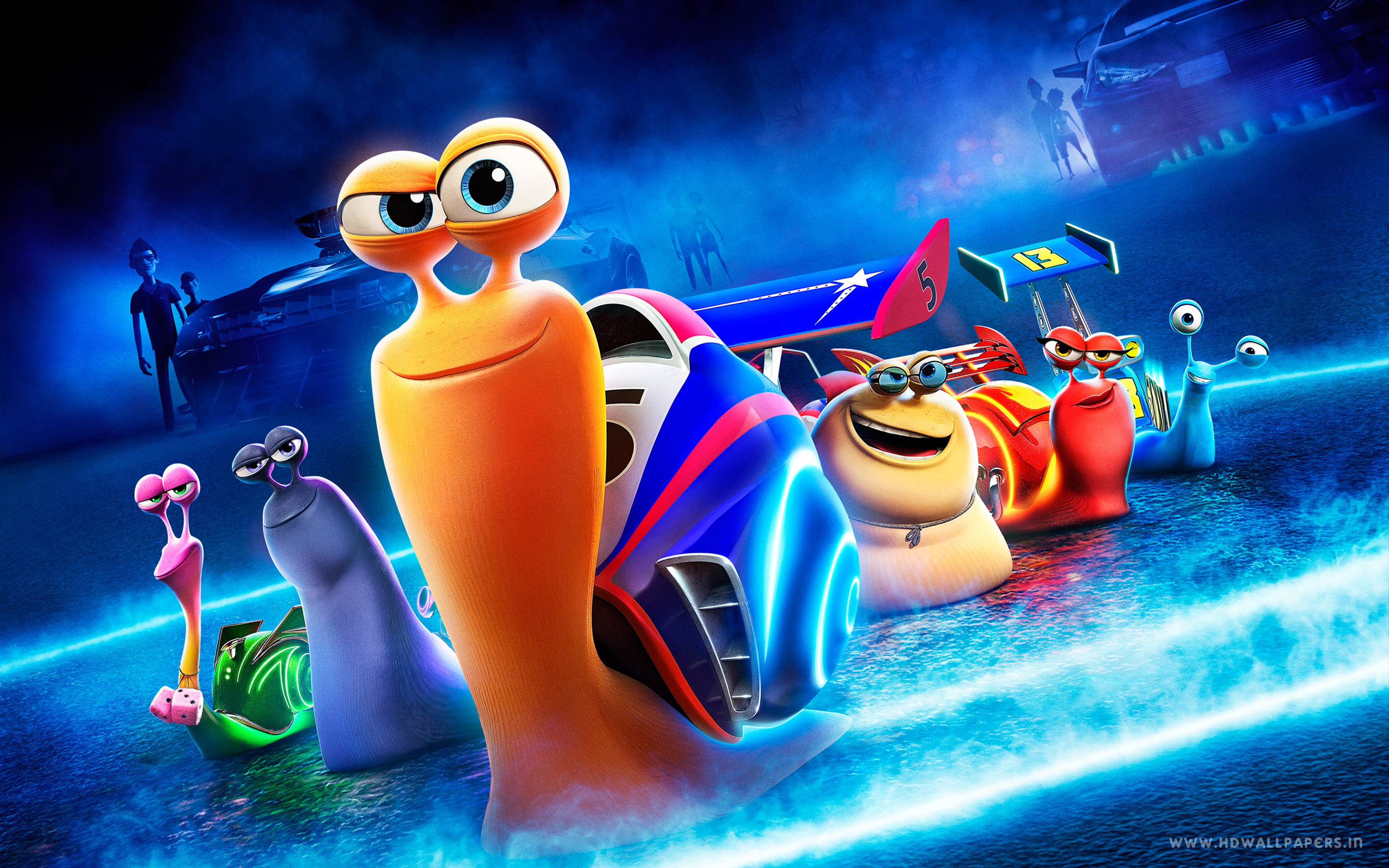 Turbo Movie Wallpapers HD Wallpapers 2880x1800
