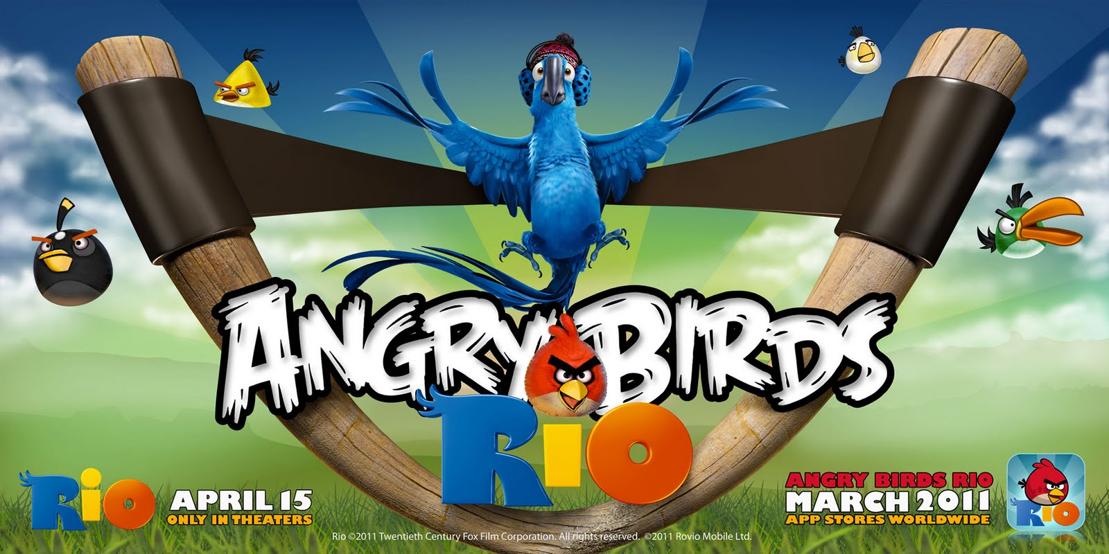 Angry Birds Game HD Wallpapers Desktop Wallpapers 1600x800