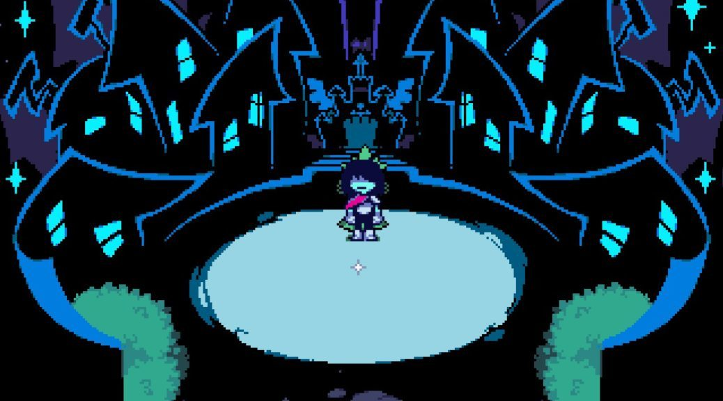 Undertales Follow Up Deltarune Is Far From Finished Says Toby 1038x576
