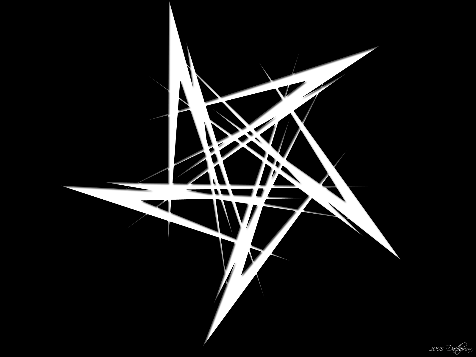 HD Pentagram Wallpapers Download Wallpapers in HD for your 1600x1200