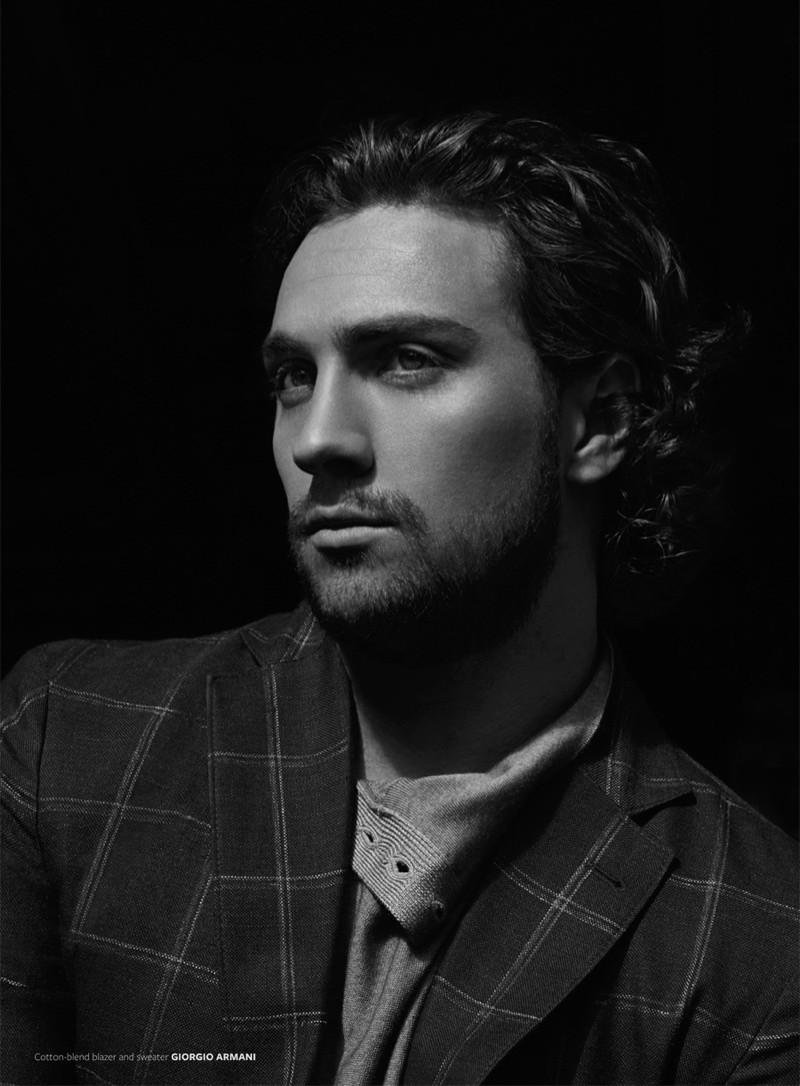 Aaron Taylor Johnson Wallpaper HD Download 800x1086