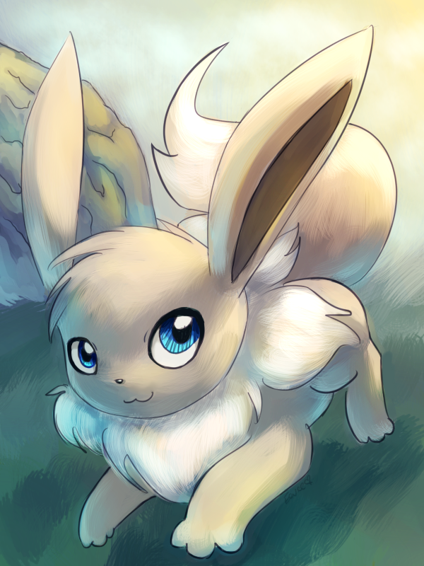 49 Shiny Eevee Wallpaper On Wallpapersafari