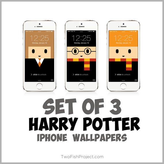 Harry Potter iPhone wallpapers Harry Potter Hermione Granger Ron 570x570