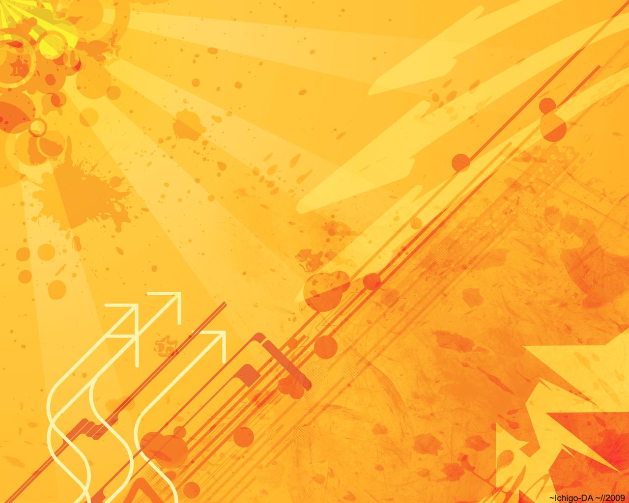 Orange Wallpaper   Colors Wallpaper 34511684 1280x1024