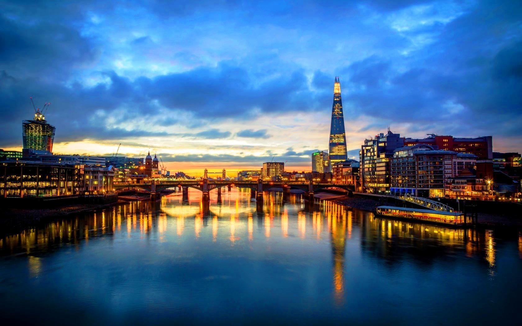 London Skyline Wallpaper - WallpaperSafari