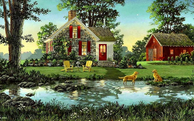 77+] Nature Home Wallpaper on WallpaperSafari