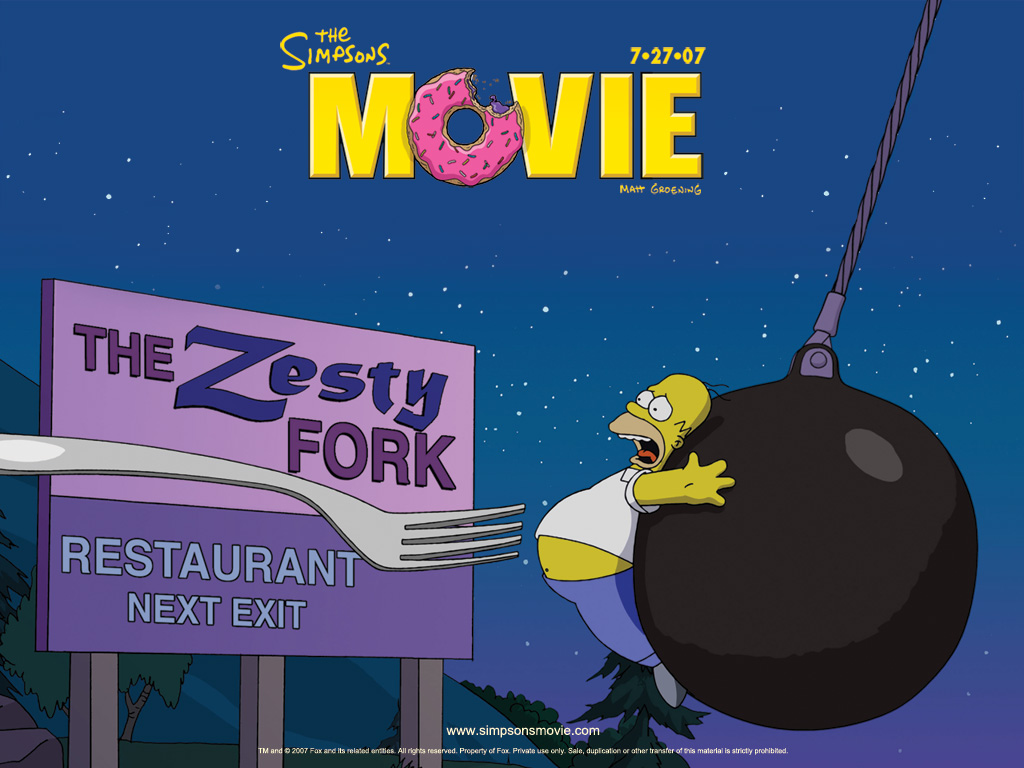 Free Download Simpsons Movie The Simpsons Movie Wallpaper 106240 1024x768 For Your Desktop Mobile Tablet Explore 73 Simpsons Movie Wallpaper Crazy Wallpapers Homer Simpson Wallpaper Bart Simpson Wallpaper