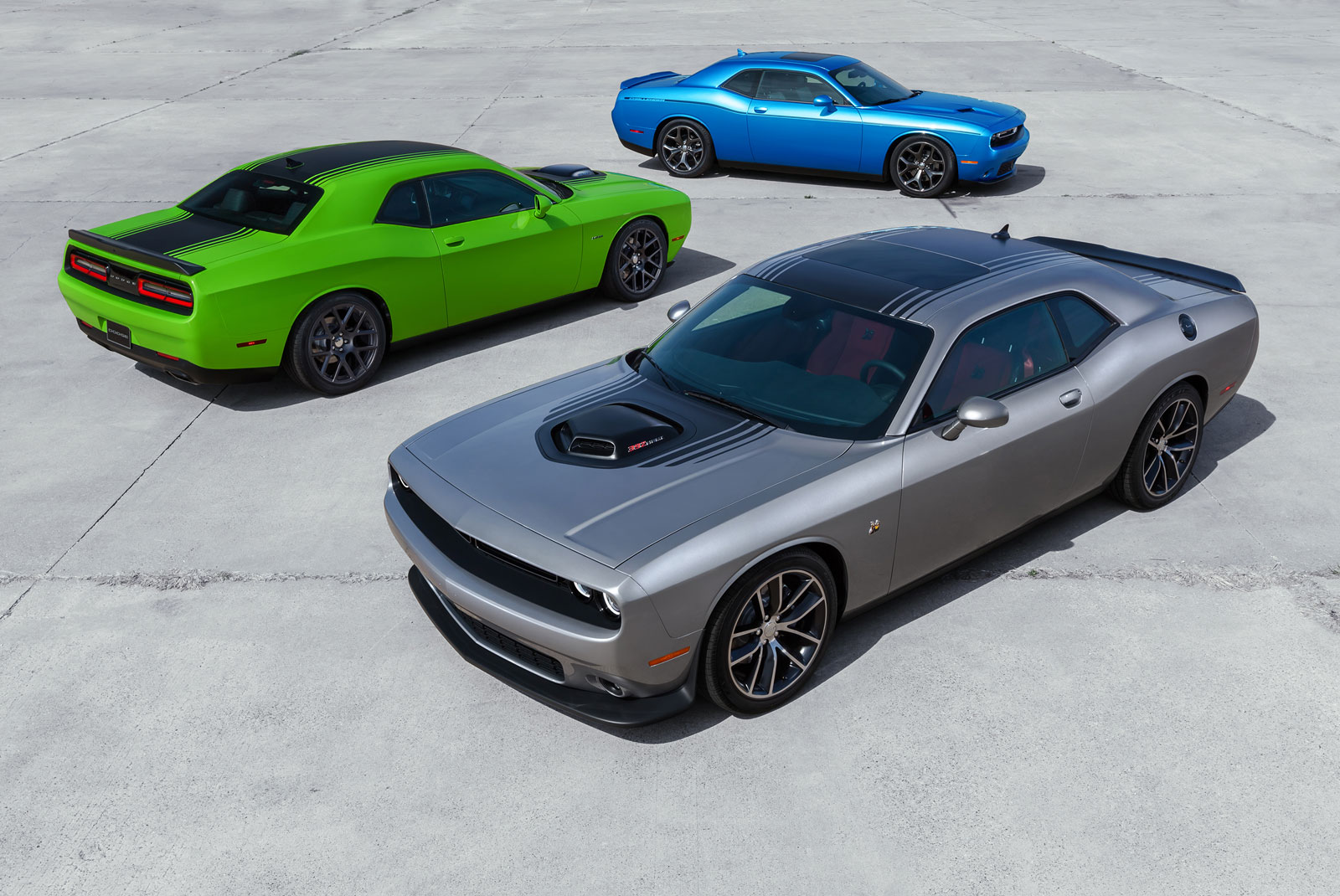 Dodge 2015 Challenger   Car Body Design 1600x1070