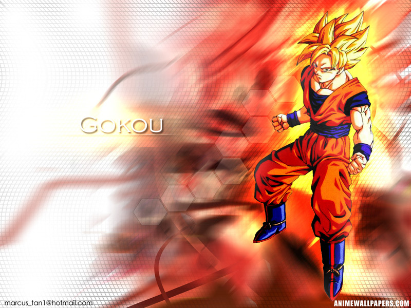 goku dragon ball z posted by beautiful cool wallpapers 0 cool hd 800x600