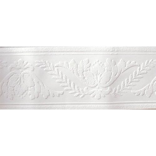Moulding Paintable Wallpaper Border Home Improvement 500x500