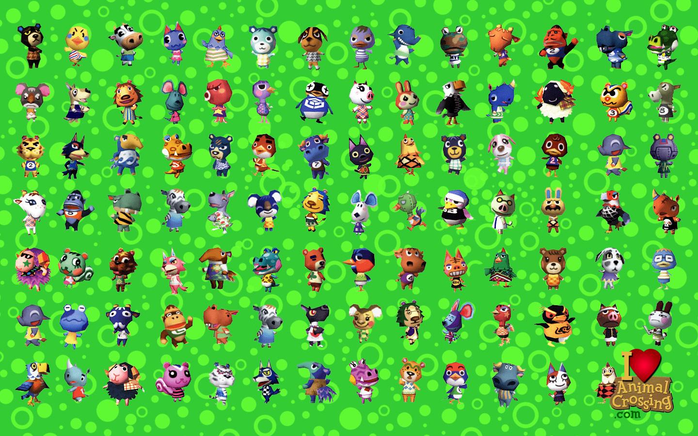 50 Animal Crossing Desktop Wallpaper On Wallpapersafari