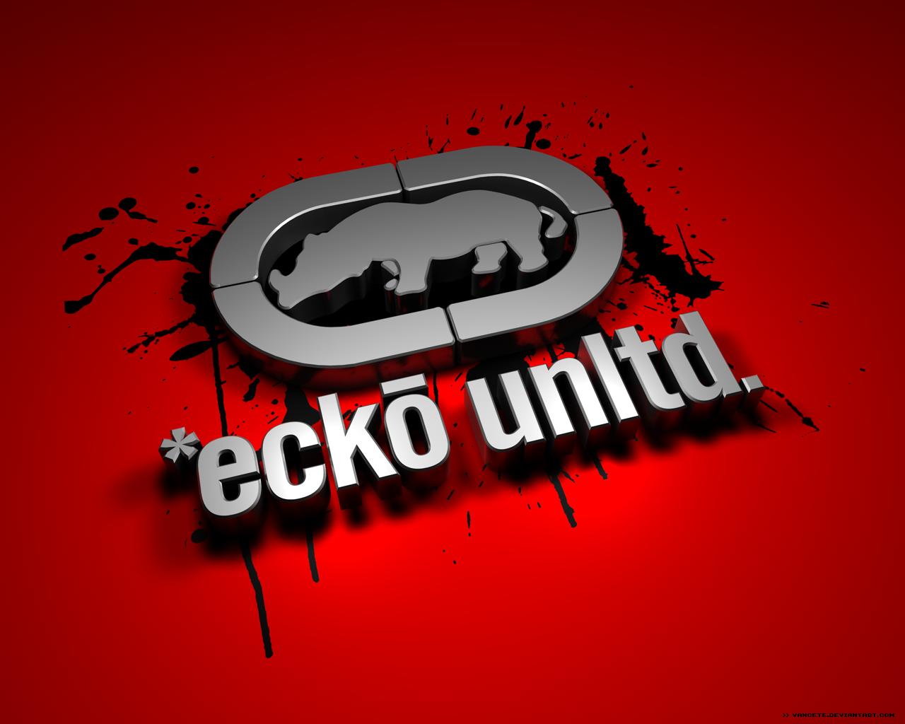 Red Ecko Unltd Wallpaper by Vancete 1280x1024