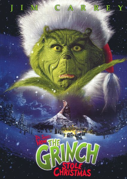 The Grinch Stole Christmas Wallpaper How The Grinch Stole Christmas 425x600