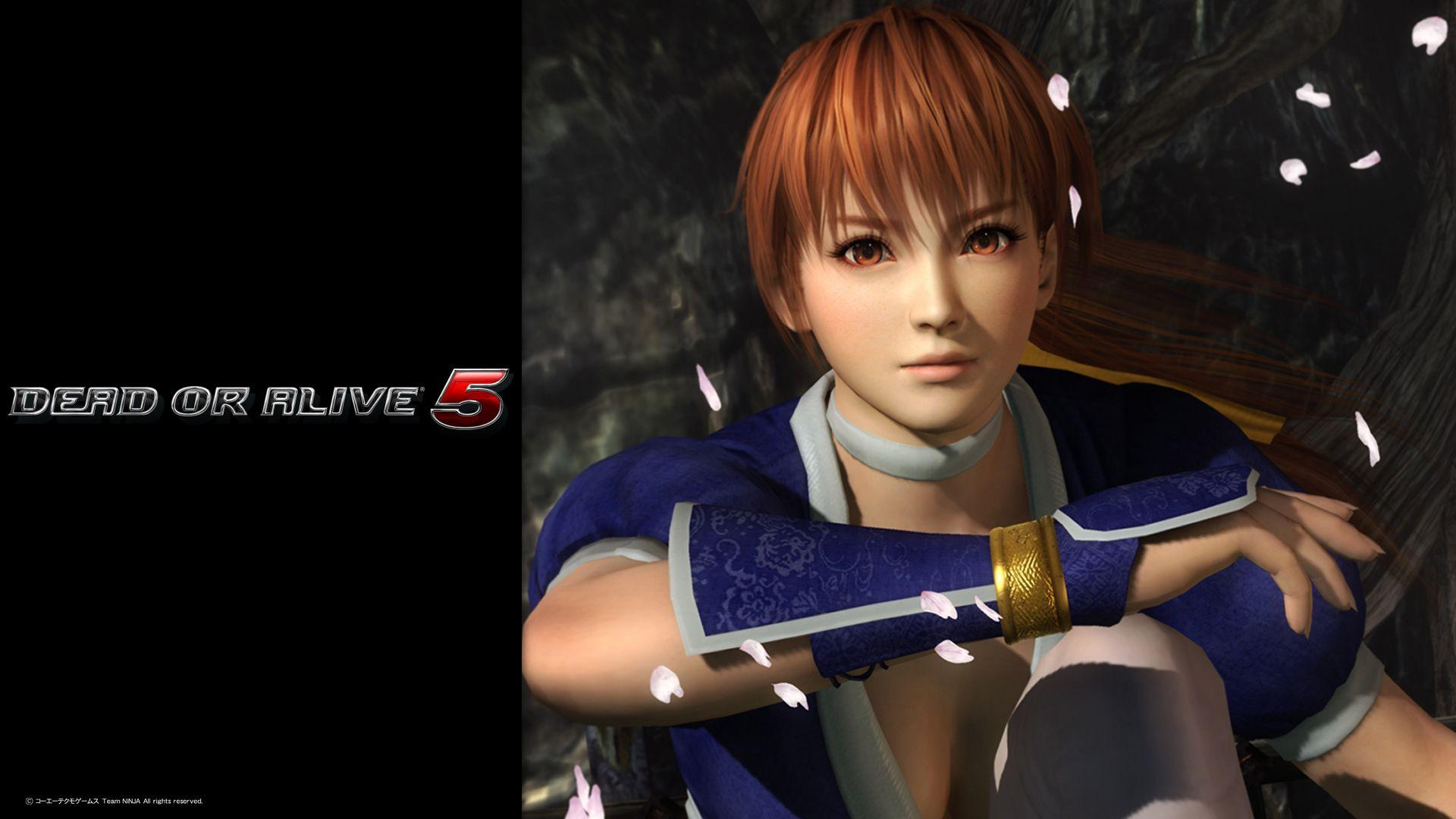 Dead Or Alive 5 Wallpapers 1920x1080