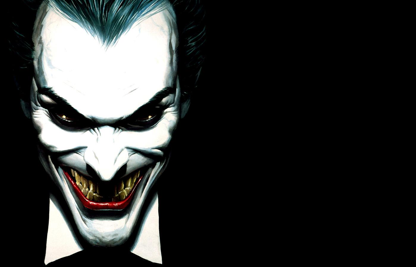 1400x900 Joker face desktop PC and Mac wallpaper 1400x900