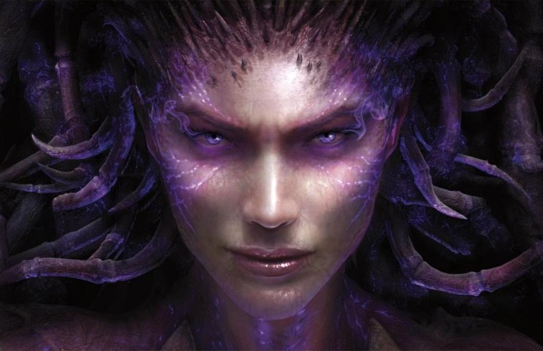 Sarah Kerrigan   StarCraft and StarCraft II Wiki 1059x686