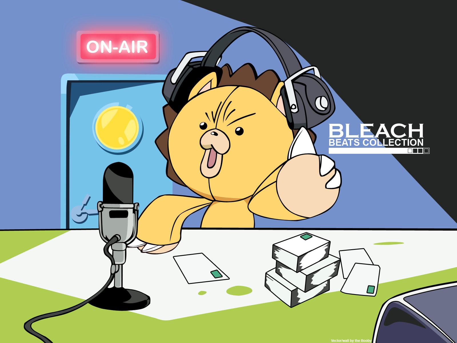 Bleach Wallpaper Kon Kaizo konpaku kon 004 1600x1200