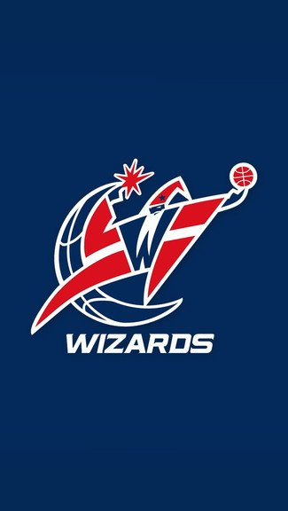 NBA   Washington Wizards iPhone Wallpaper 325x576