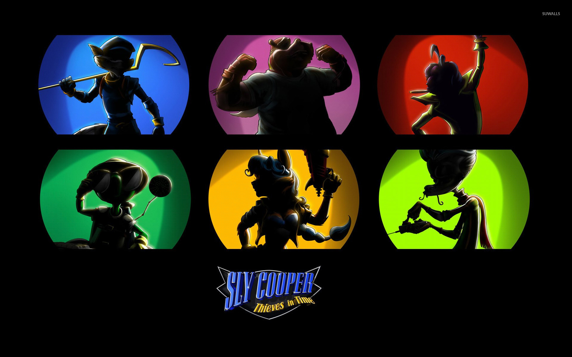 Sly Cooper Thieves in Time [5] wallpaper   Game 1920x1200