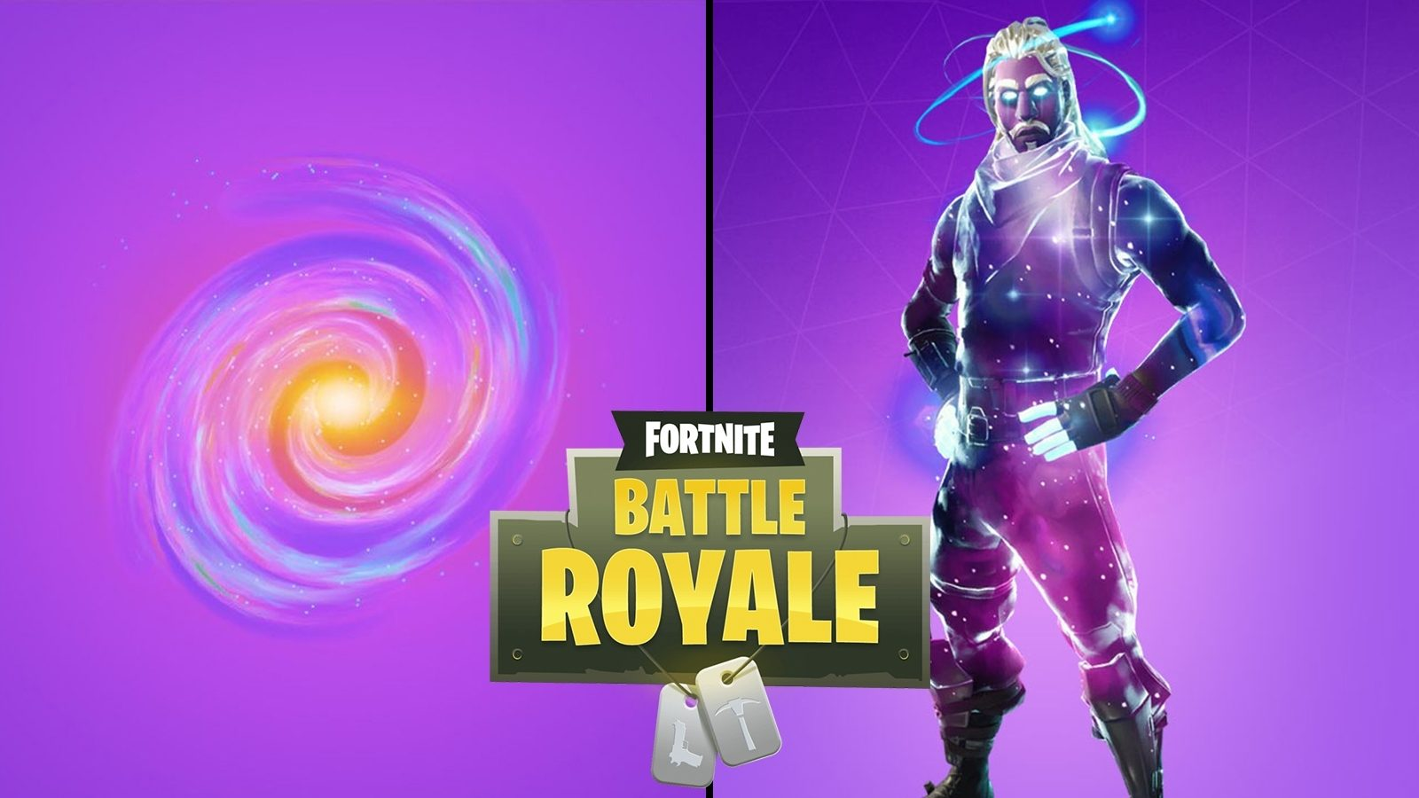 Fortnites Galaxy skin to get new glider pickaxe and back bling 1600x900