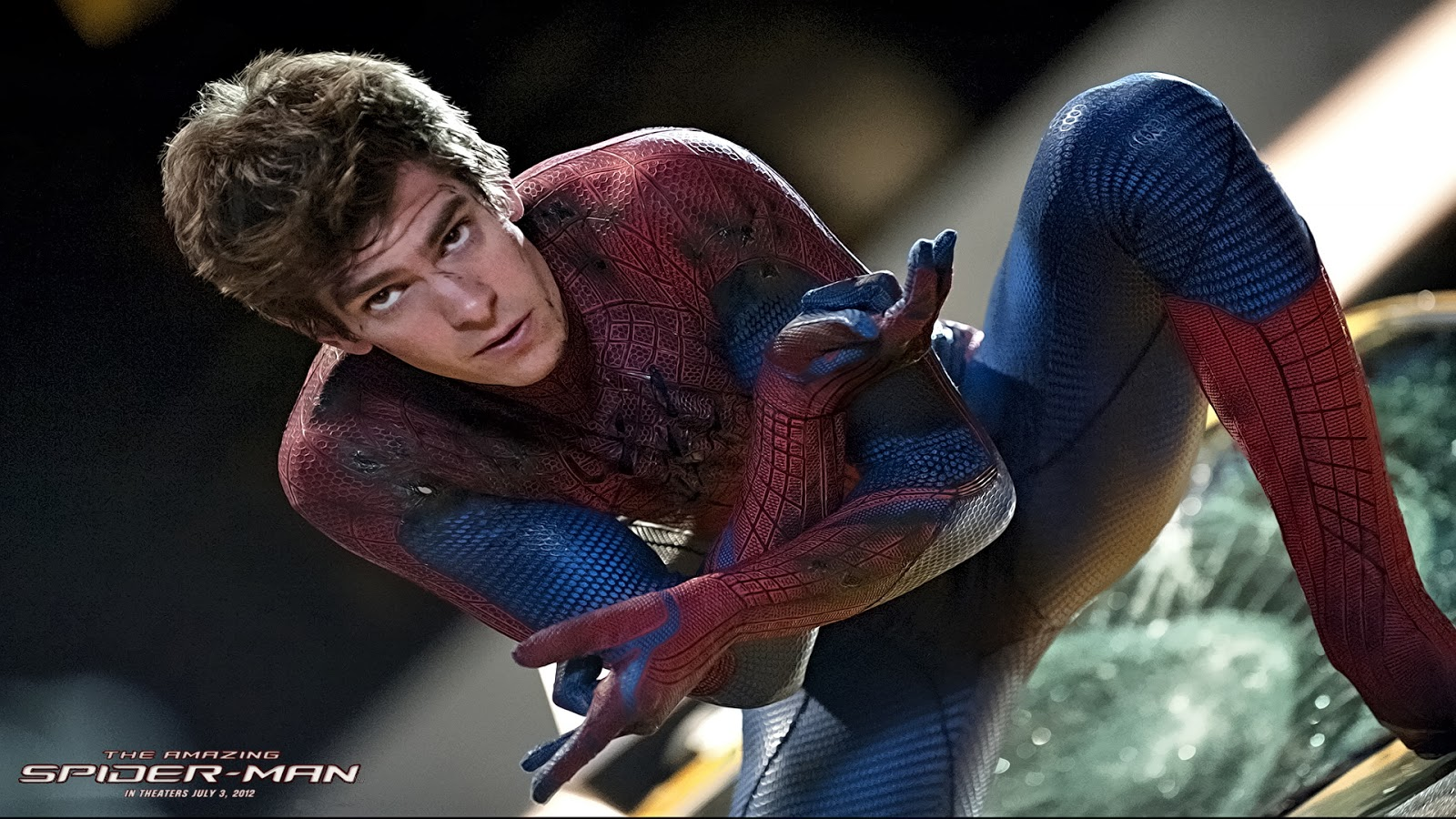 HD wallpapers The Amazing Spiderman 2012 1080p HD Wallpapers 1600x900