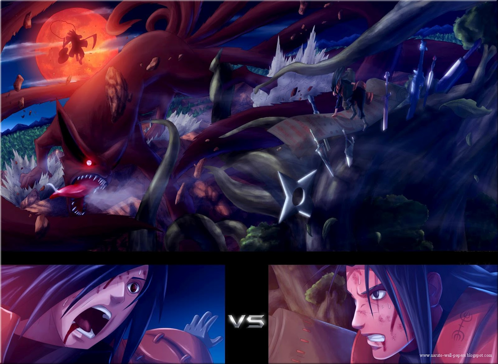 for uchiha madara vs hashirama senju uchiha madara vs hashirama madara 1600x1171