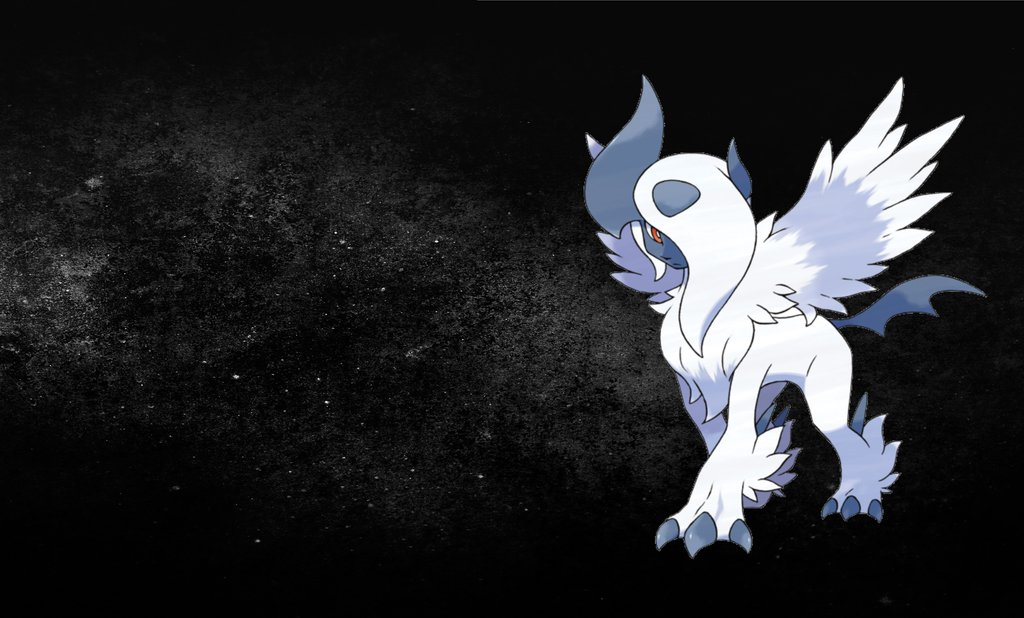 Mega Absol   Wallpaper by DaniDeadly666 1024x618